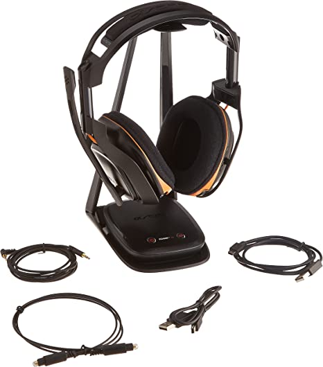 Astro A50 Wireless Gaming Headset Battlefield 4: Amazon.co