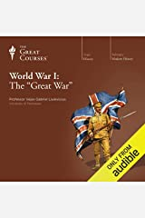 World War I: The Great War Audible Audiobook