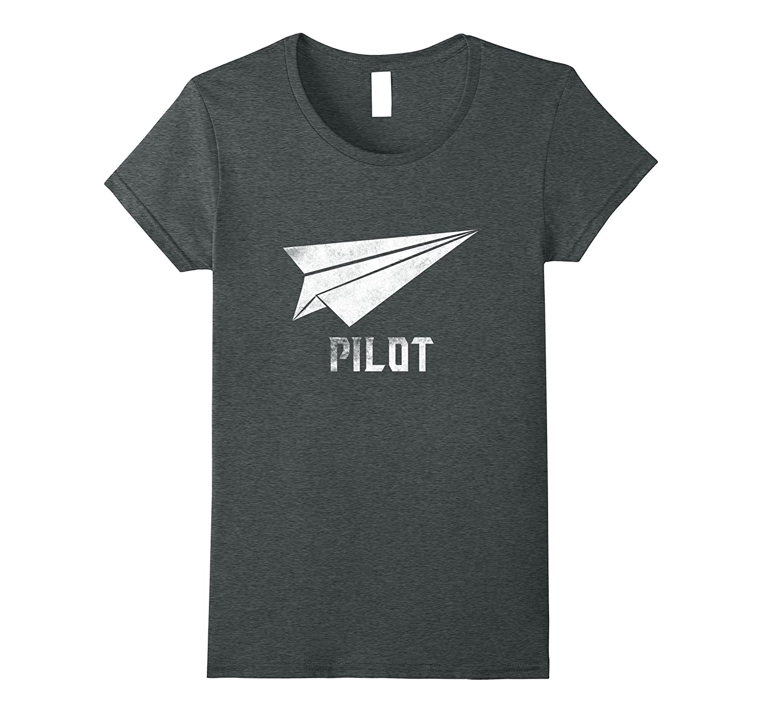 Origami Aircraft F-15 F-16 F-22 Pilot Funny Tee USAF Flyboy