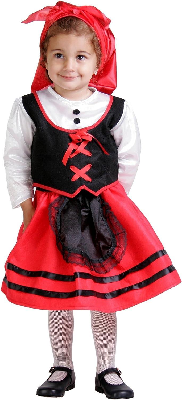 Disfraz de pastorcilla para niña - 18 meses: Amazon.es: Juguetes y ...