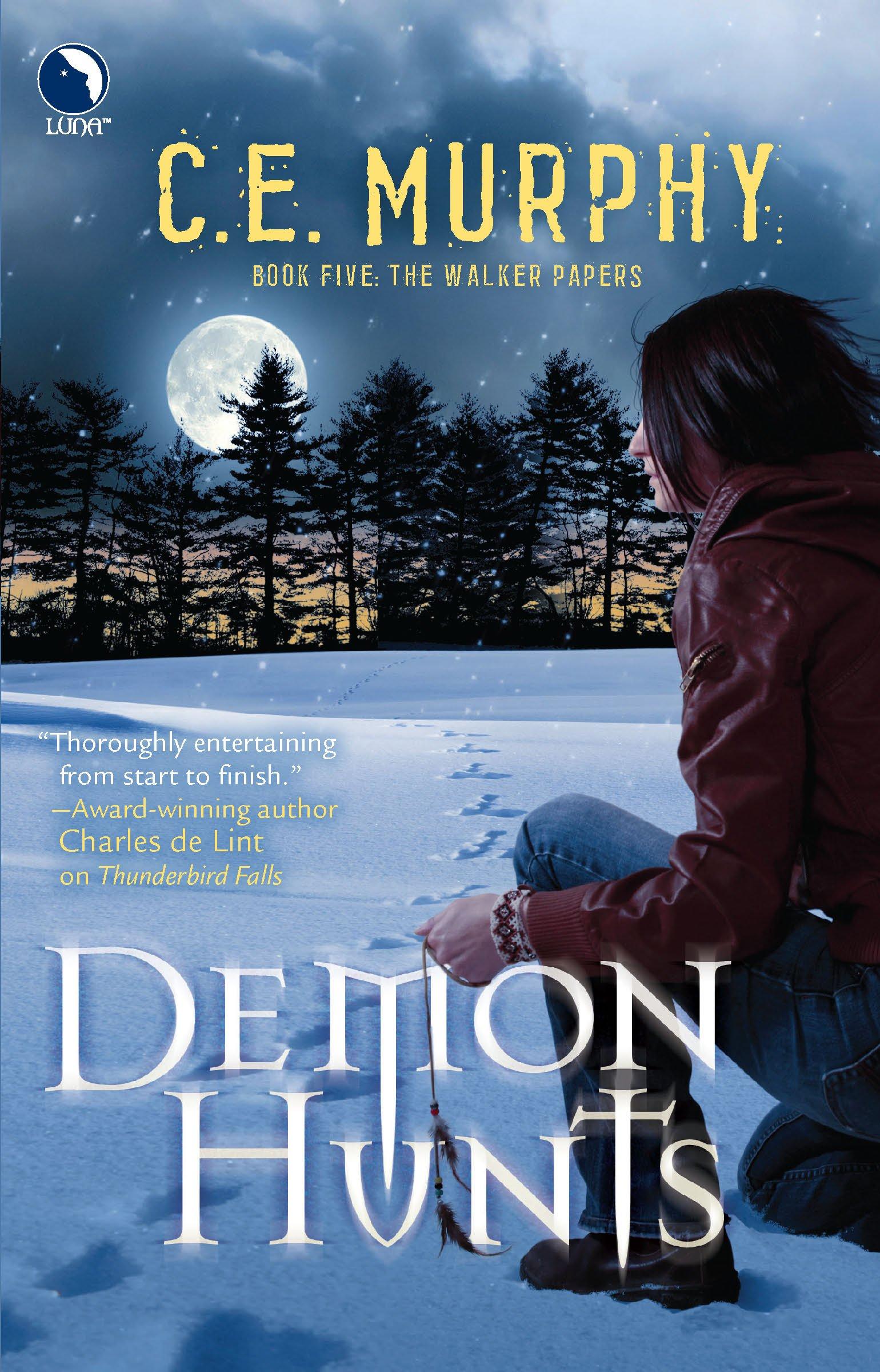 Demon Hunts (The Walker Papers, Book 5) PDF