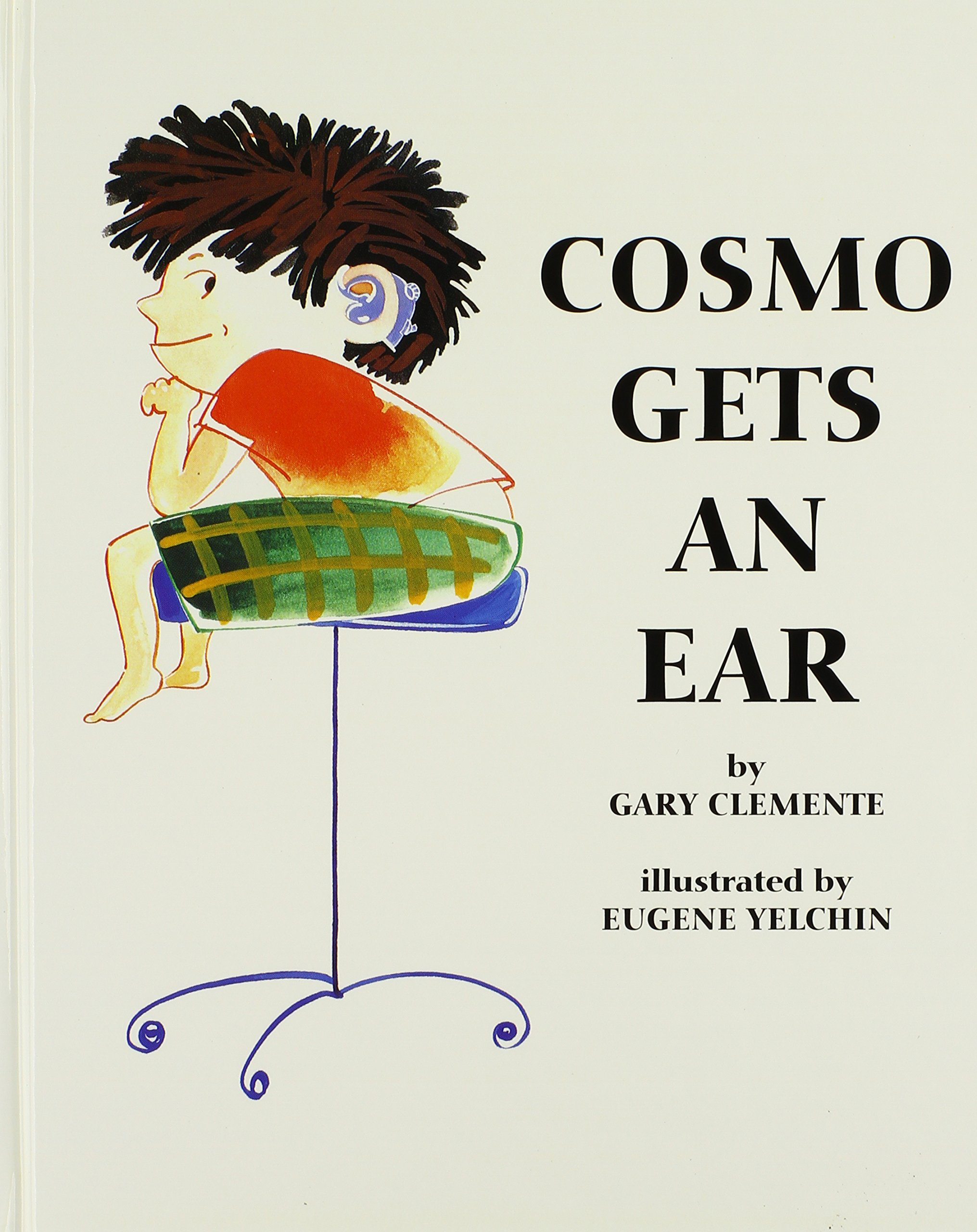 Cosmo Gets an Ear(By-Gary Clemente)