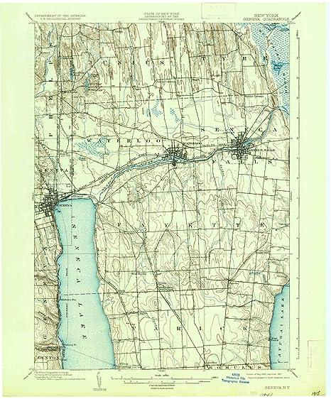 Amazon.com : YellowMaps Geneva NY topo map, 1:62500 Scale ... on washington ny map, lyncourt ny map, northfield ny map, greenfield center ny map, ellery ny map, geneva new york, rondout ny map, wooster ny map, rockford ny map, elwood ny map, florence ny map, denver ny map, webb ny map, ny canal map, ontario county ny map, edmonton ny map, town of tyre ny map, pittsburgh ny map, glasgow ny map, barrington ny map,