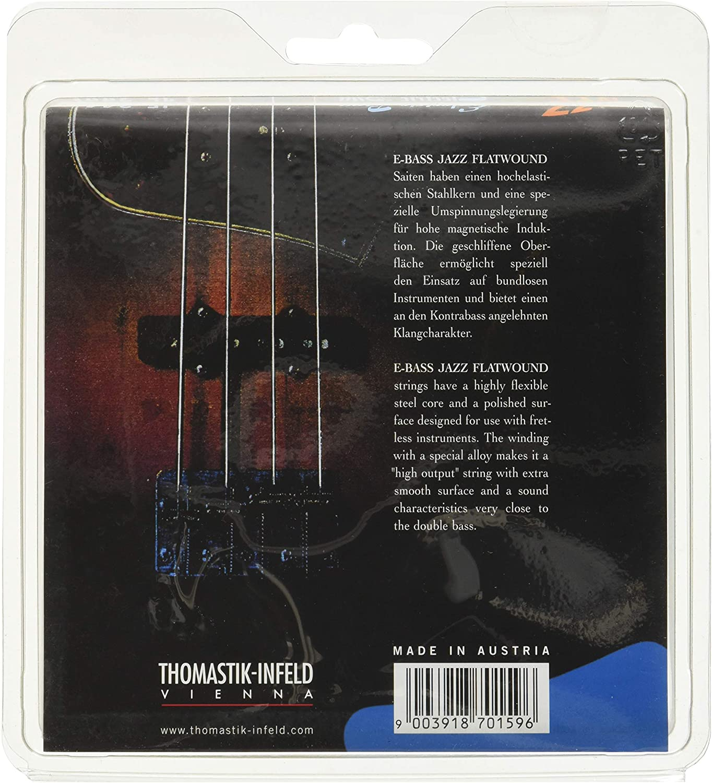 Medium Thomastik-Infeld 39S Stainless Steel Contra Bass Strings