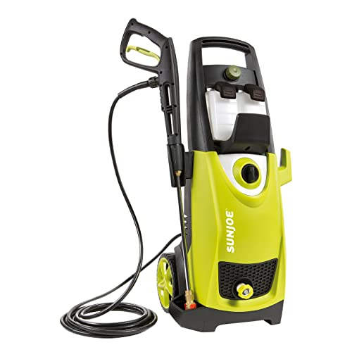 1. Sun Joe SPX3000 2030 PSI 1.76 GPM Electric Pressure Washer, 14.5 Amp