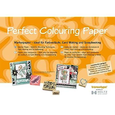 Copic - Papel para manualidades (tamaño A3, 50 hojas): Oficina y papelería