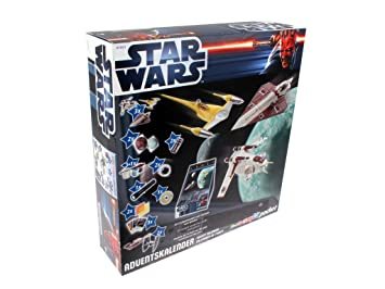 Revell 01006 Star Wars - Calendario de adviento 2012 para ...