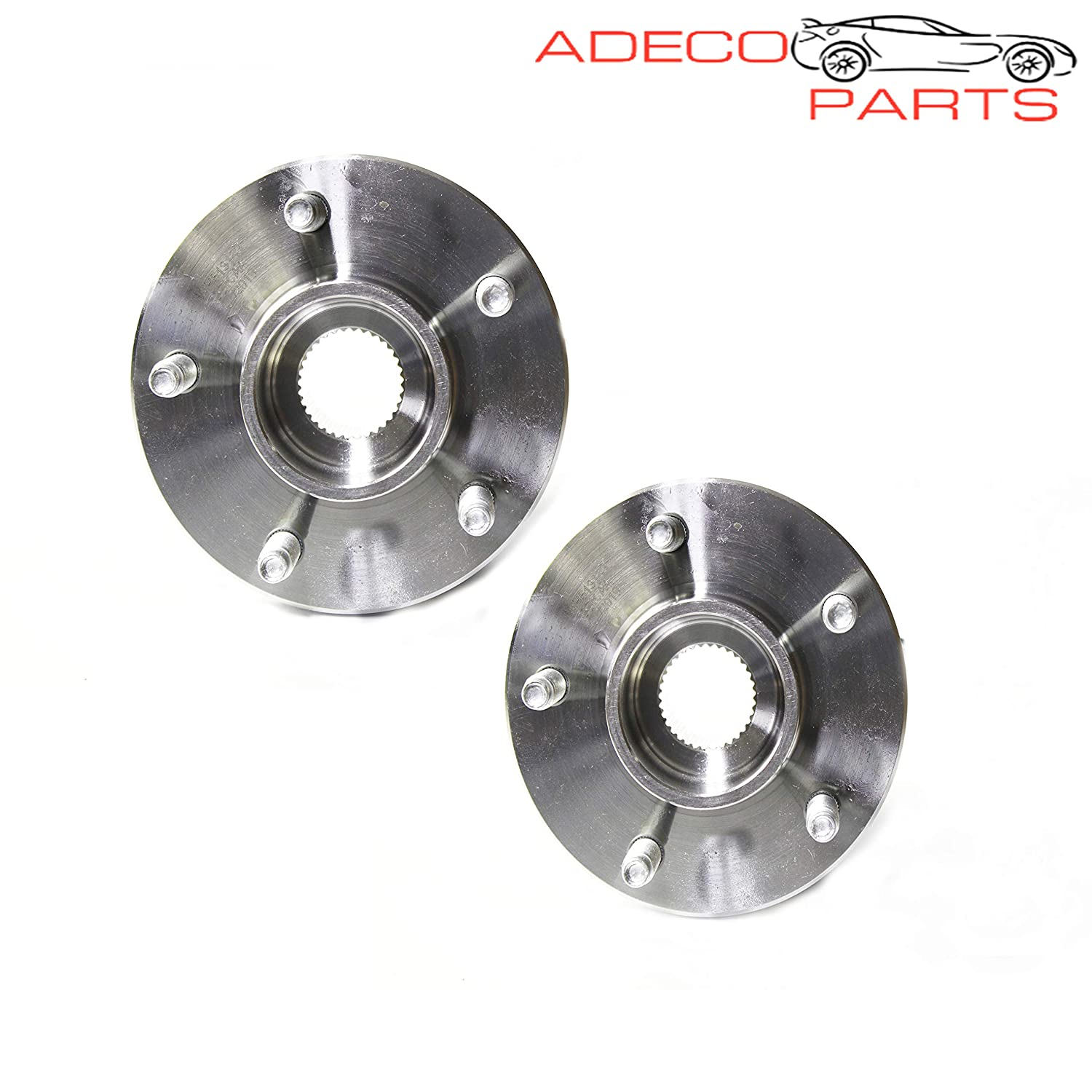 AdecoAutoParts/© 513189 Front Wheel Bearing /& Hub Assembly For Chevrolet Chevy Equinox 2005 2006 Pontiac Torrent Saturn Vue FW333 BR930326