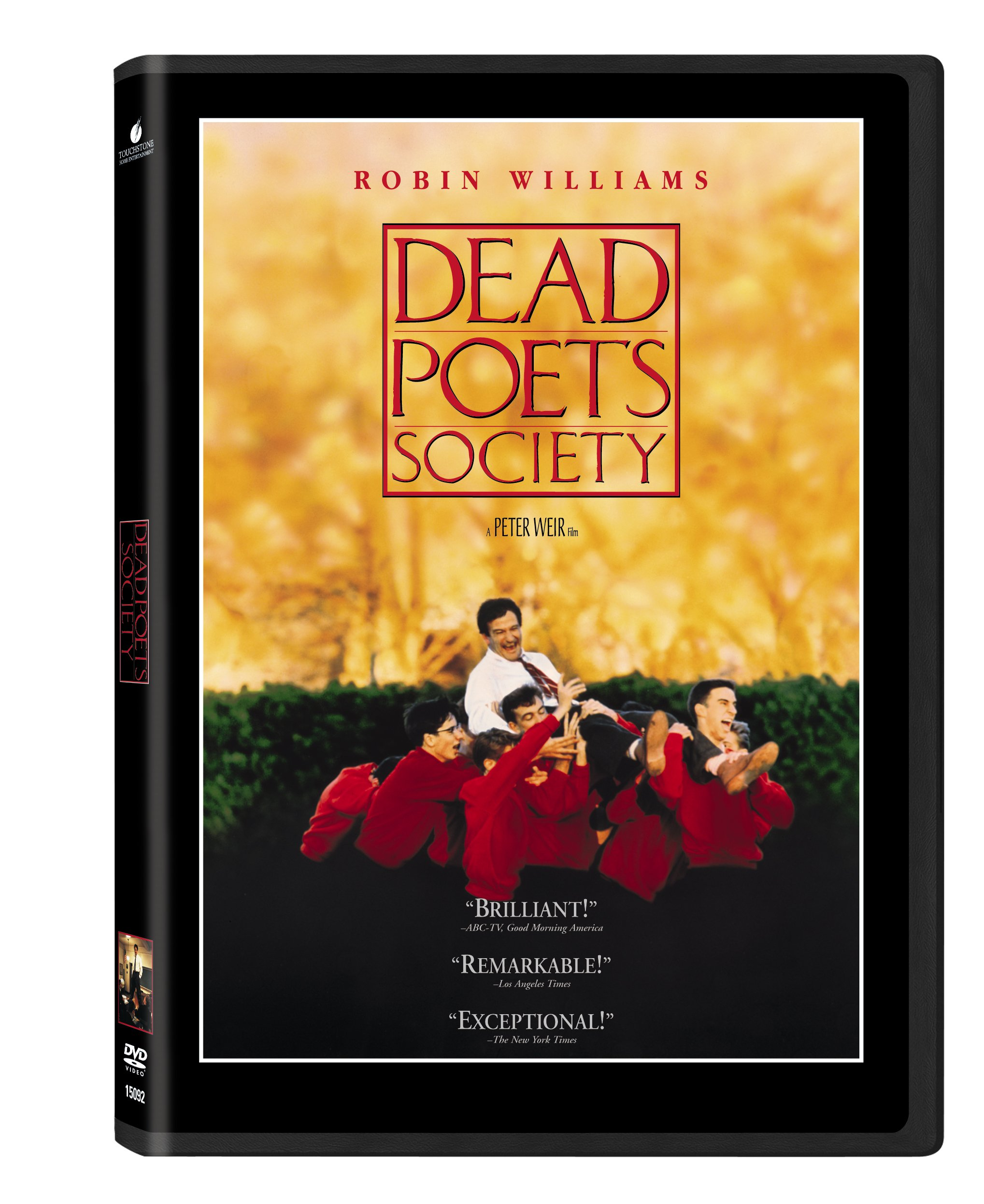 DVD : Dead Poets Society (Widescreen)