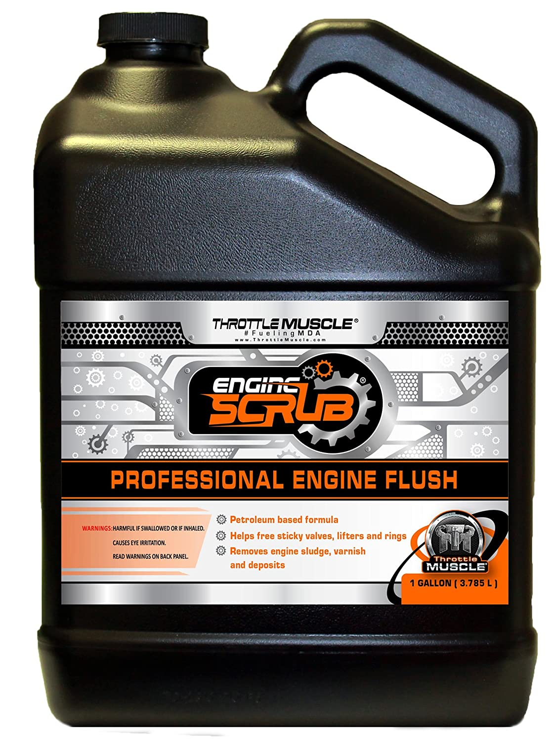 Amazon Throttle Muscle Tm7326 Engine Flush Oil System And