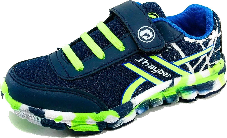 JHayber Roneto Zapatillas Velcro niño Running: Amazon.es: Zapatos y complementos