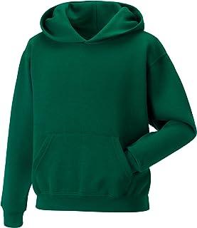 Jerzees Schoolgear Pullover mit Kapuze für Kinder (5-6 Jahre) (Flaschengrün) UTBC583_7