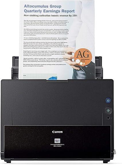 Amazon.com: Escáner de documentos, Negro: Electronics