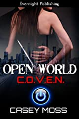 Open World (C.O.V.E.N. Book 1) Kindle Edition