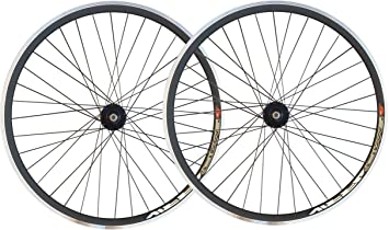 Ruedas para bicicleta de piñón fijo, 30 mm, con bujes flip flop ...