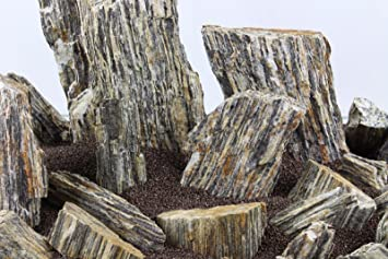 15 KG NATURAL WOOD STONE FOR AN AQUARIUM AQUASCAPING IWAGUMI STYLE