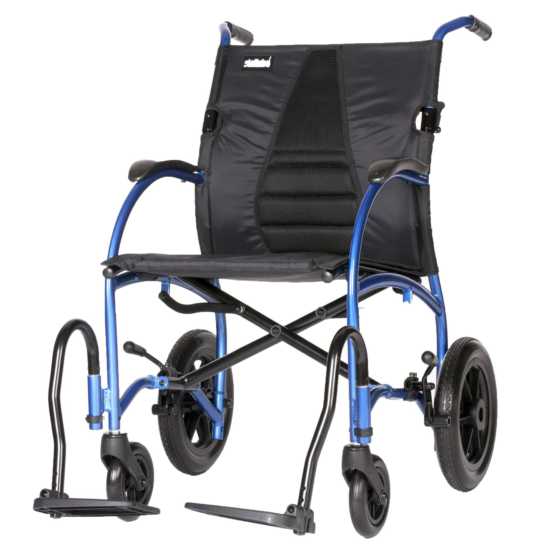 The Strongback Mobility Wheelchair - Second Place winner of the HME Retail Product award (sponsored by HomeCare magazine), Lightweight Portable Wheelchair for Healthy Posture and a Strong Back-1001