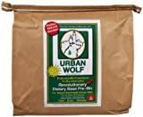Urban Wolf Dog Food Mix - Dietary Base Mix - 8 Lb
