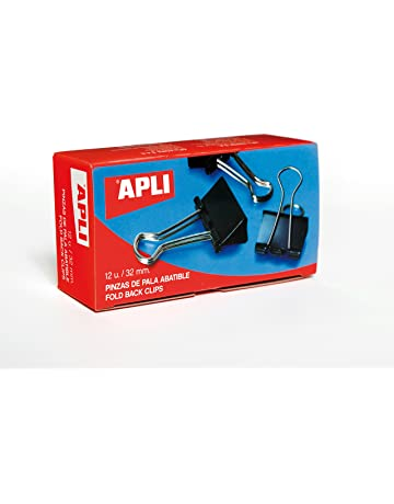 APLI 11950 - Pinza pala abatible 32 mm 12 u.