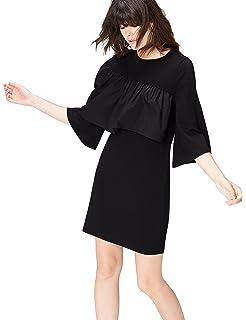 4e6fa0ddc28 FIND Robe Marinière Femme  Amazon.fr  Vêtements et accessoires