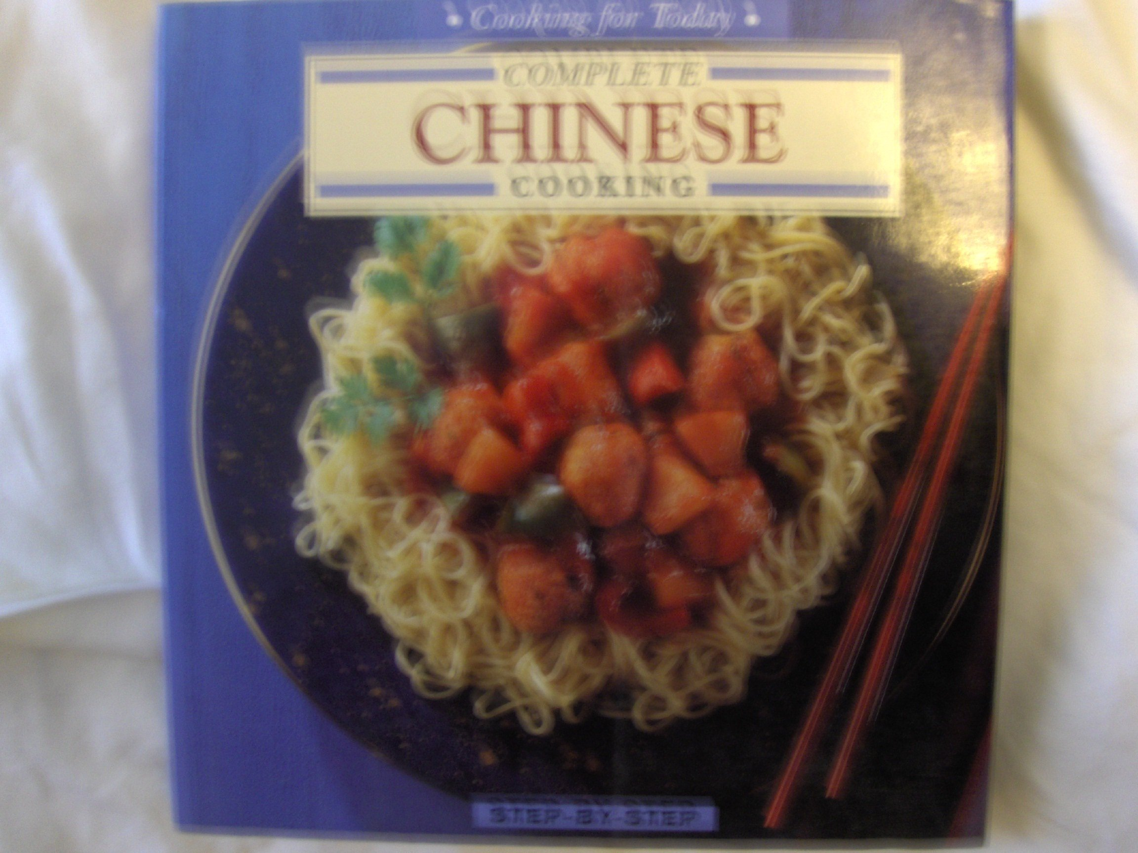 Complete Chinese Cooking: Amazon co uk: Wendy Lee