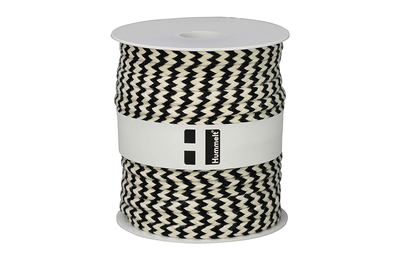 auf Rolle 8mm 20m Natur Hummelt/® SilverLine-Rope Baumwollseil Baumwollkordel H beige
