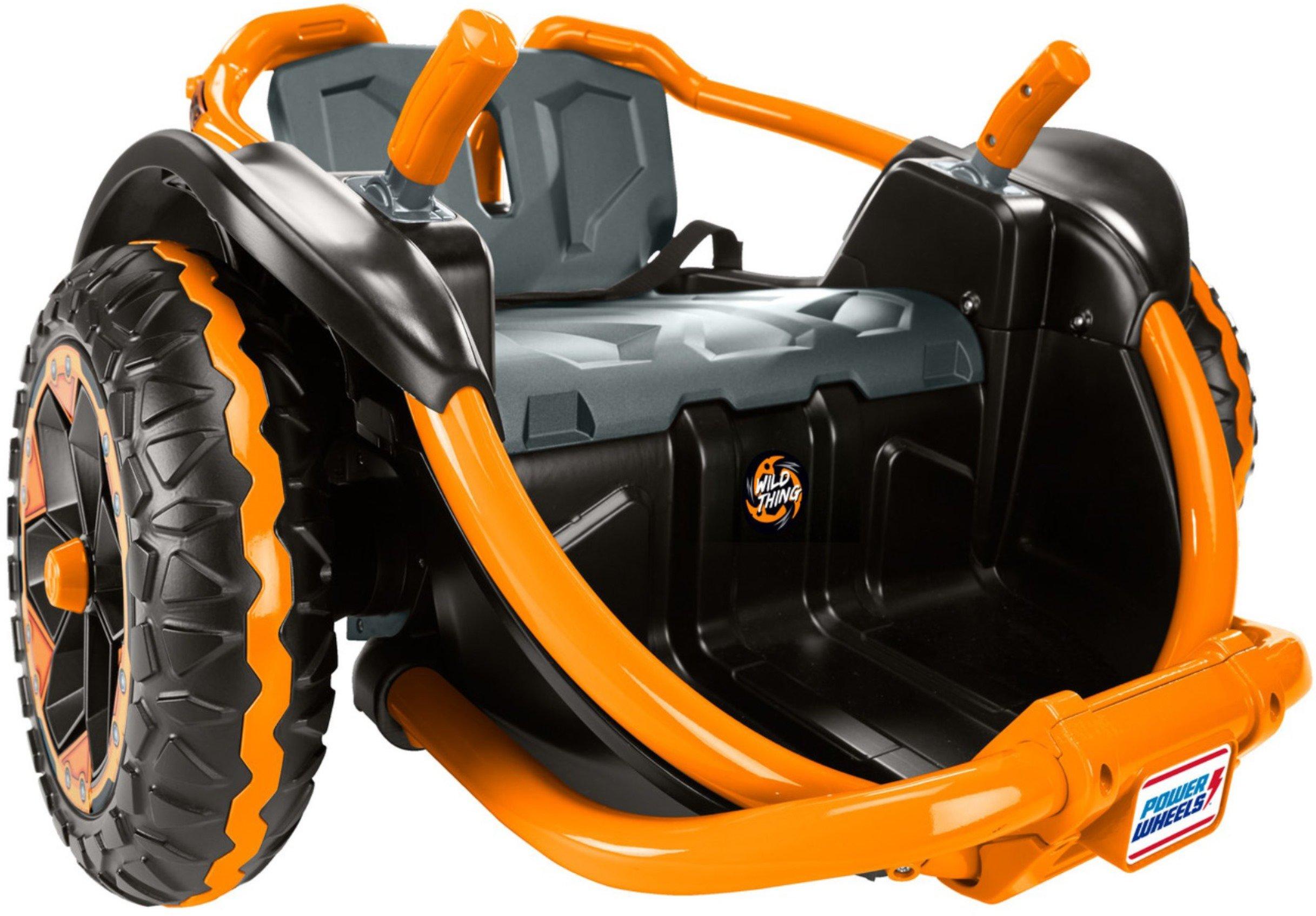 Power Wheels Wild Thing, Orange by Power Wheels (Image #11)