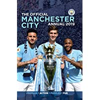 The Official Manchester City FC Annual 2019