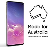 Samsung SM-G973FZKAXSA Galaxy S10 128GB Smartphone (Australian Version), Prism Black