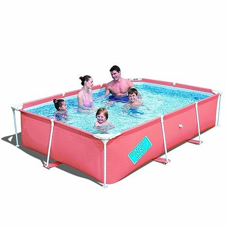 Piscine Per Bambini Rigide.Piscina Rettangolare Rigida Per Bambini Splash Play Cm