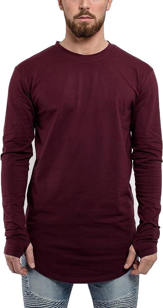 ainr Mens Crew Neck Pullover Casual Long Sleeve Camo Athletics Sweatshirt