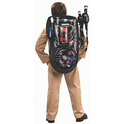 Rubie's Costume Kids Classic Ghostbusters Inflatable Costume Proton Backpack: Toys & Games