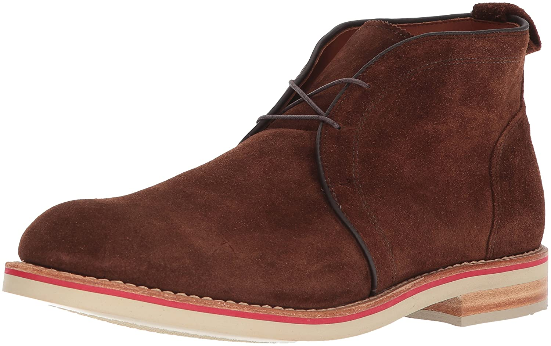 65250afcafe Allen Edmonds Men's Nomad Chukka Ankle Boot, Snuff Suede, 7.5 3E US