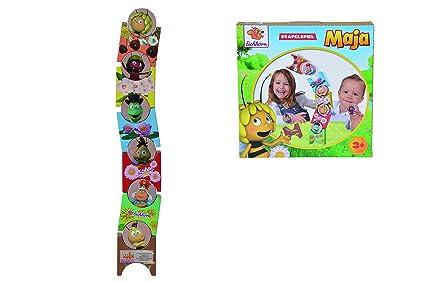 Amazon com: Eichhorn Maya The Bee 109345405 Stacking Animals