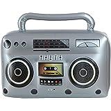 Radio hinchable