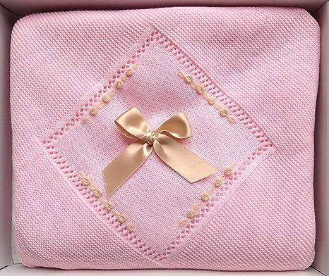 HC Enterprise,Toquilla para bebé,color rosa: Amazon.es: Bebé
