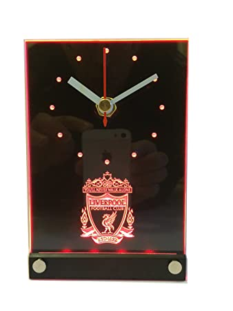 Liverpool fc lfc led light up 3d effect desk clock football gift liverpool fc lfc led light up 3d effect desk clock football gift anfield the reds mozeypictures Gallery