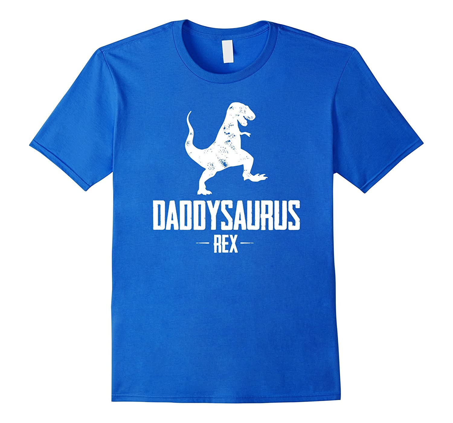 Men's Daddysaurus Rex t-shirFather gift husband gift Brother Gift