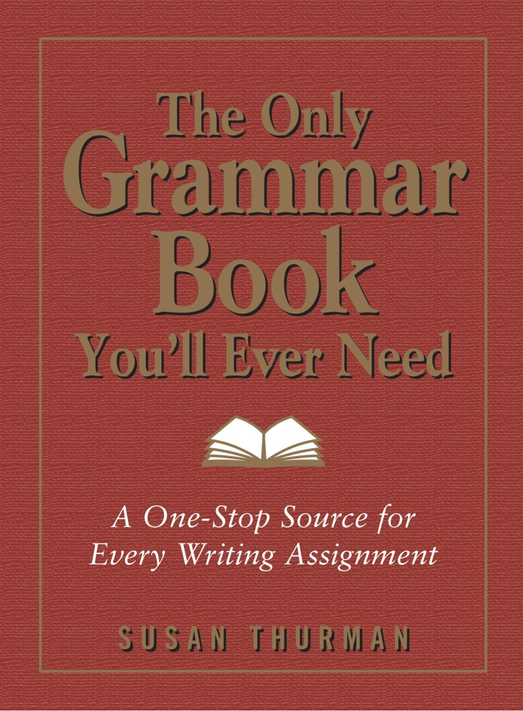 grammar book best seller