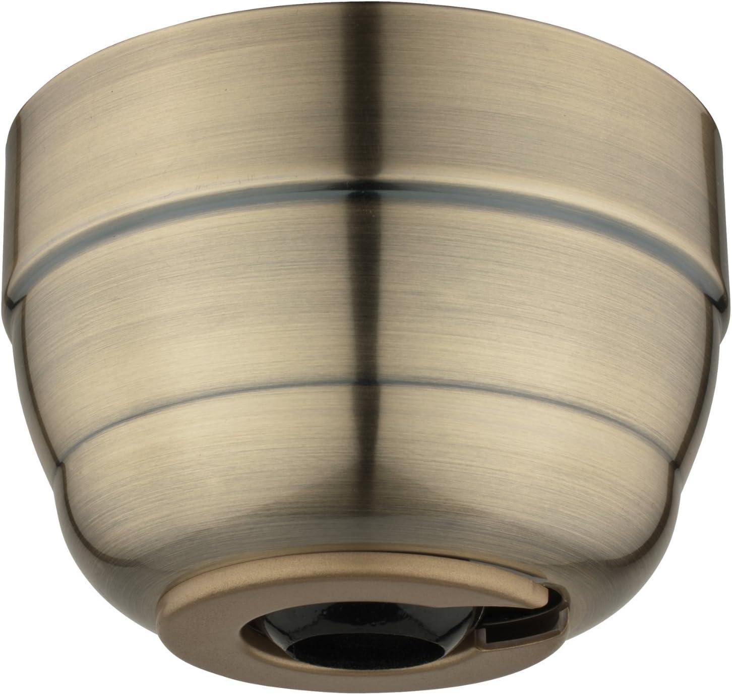 Westinghouse 7003100 45-Degree Canopy Kit Brushed Nickel
