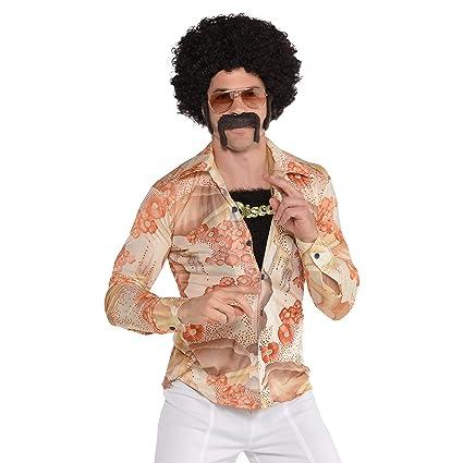 Amazon.com: AMSCAN 70s Kit de disfraz de discoteca para ...
