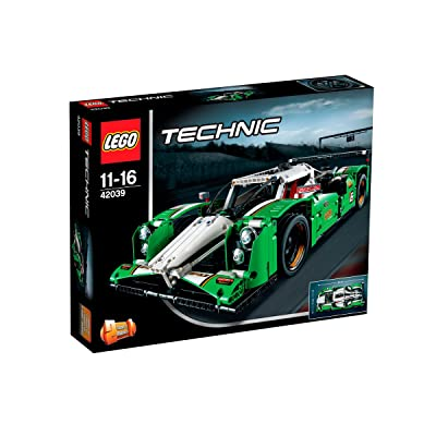 LEGO Technic 24 Hours Race Car 42039: Toys & Games