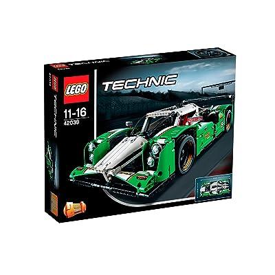 LEGO Technic 24 Hours Race Car 42039: Toys & Games
