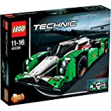 Technic 24 Hours Race Car, Multi Color