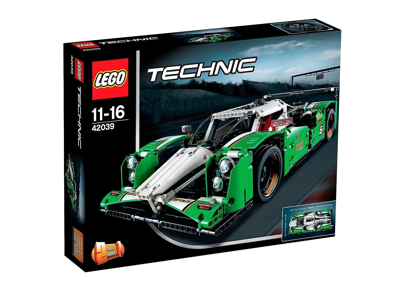 LEGO Deportivo de carreras de resistencia multicolor