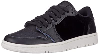 6a7fcfe8ded3 Amazon.com | Nike Air Jordan 1 Retro Low Ns Women's Shoes Black/Sail ...