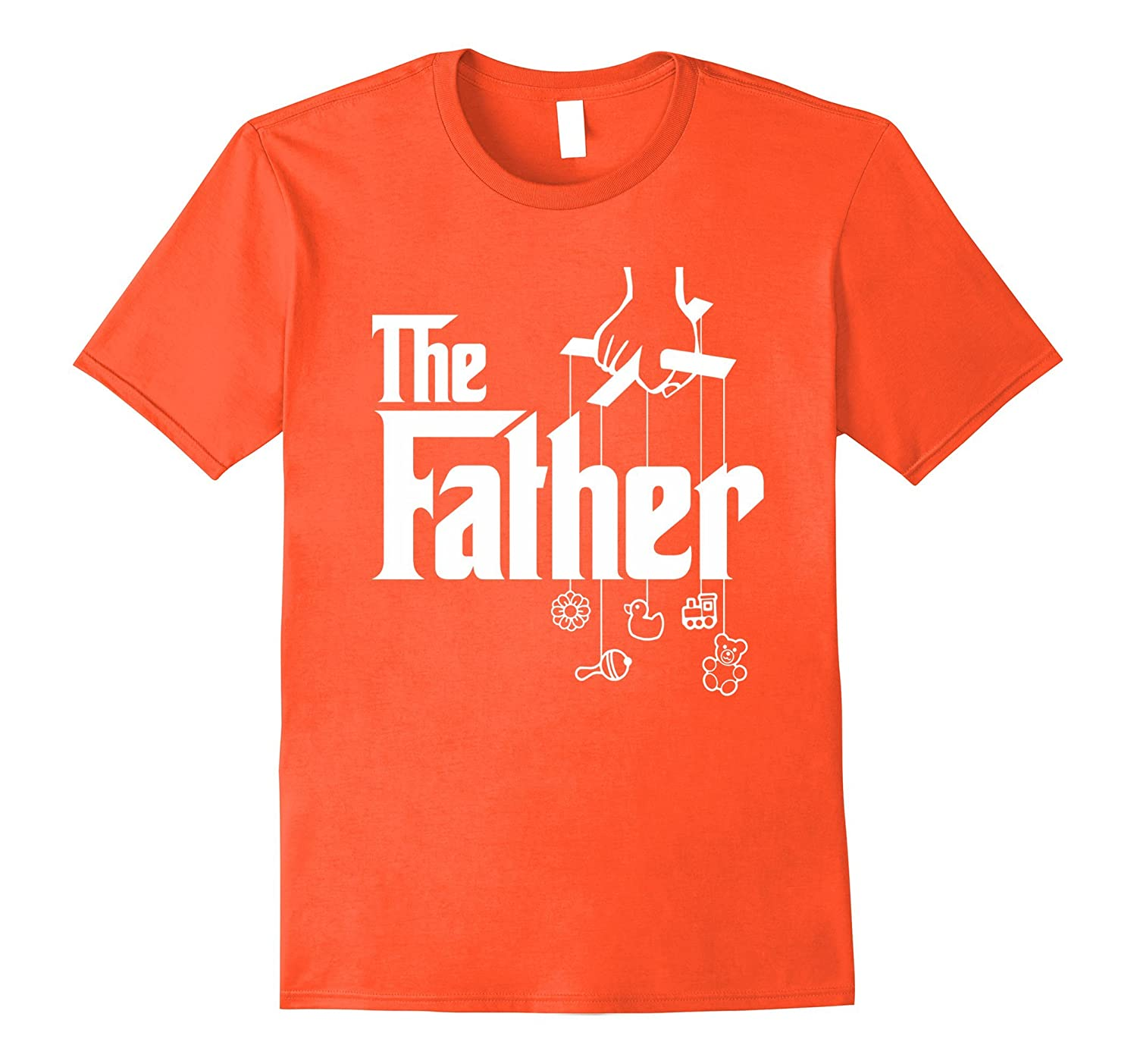 e98501996 Mens The Father! First Time Father's Day, New Dad Gift T-Shirt-RT ...