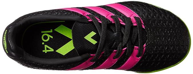 adidas Ace 16.4 TF J AF5081, Sneaker Unisex Bambini, Multicolore (Black 001), 28 EU