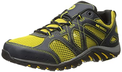 Amazon.com | Merrell Men's Rockbit Cove Hiking Water Shoe | Hiking ...