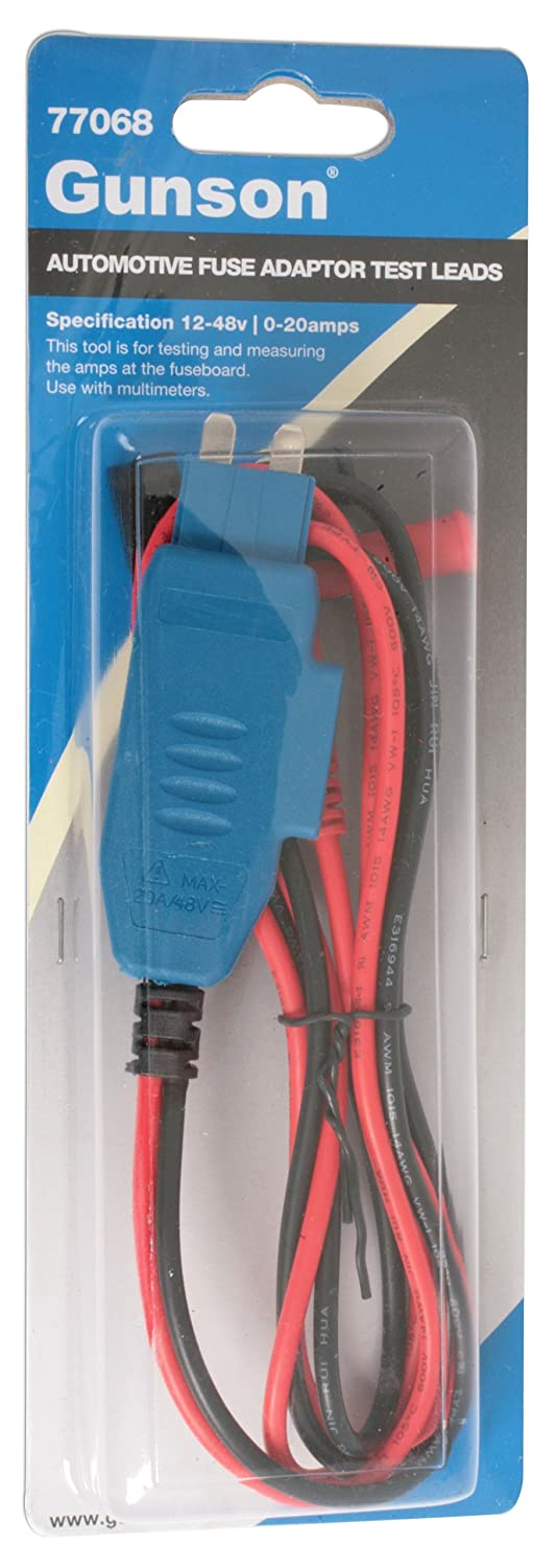 Fuse Adapter For Test Lead With Voltmeter - Schematics Wiring Diagrams •